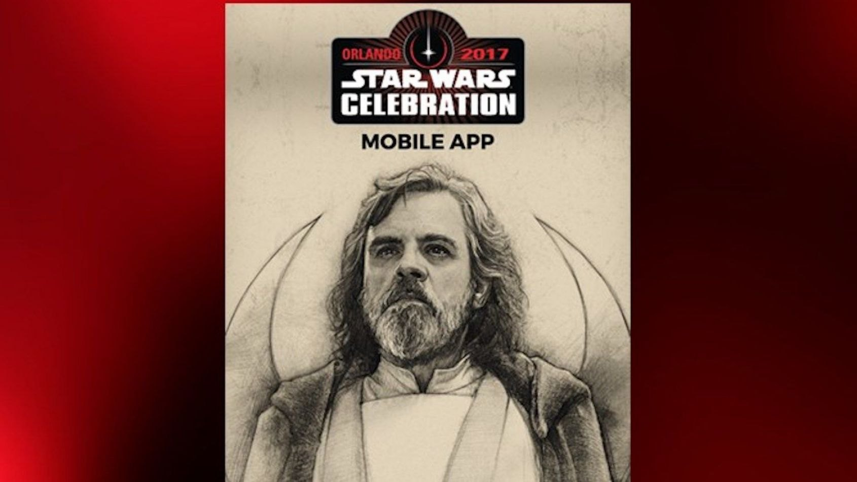 Une application officielle Star Wars Celebration