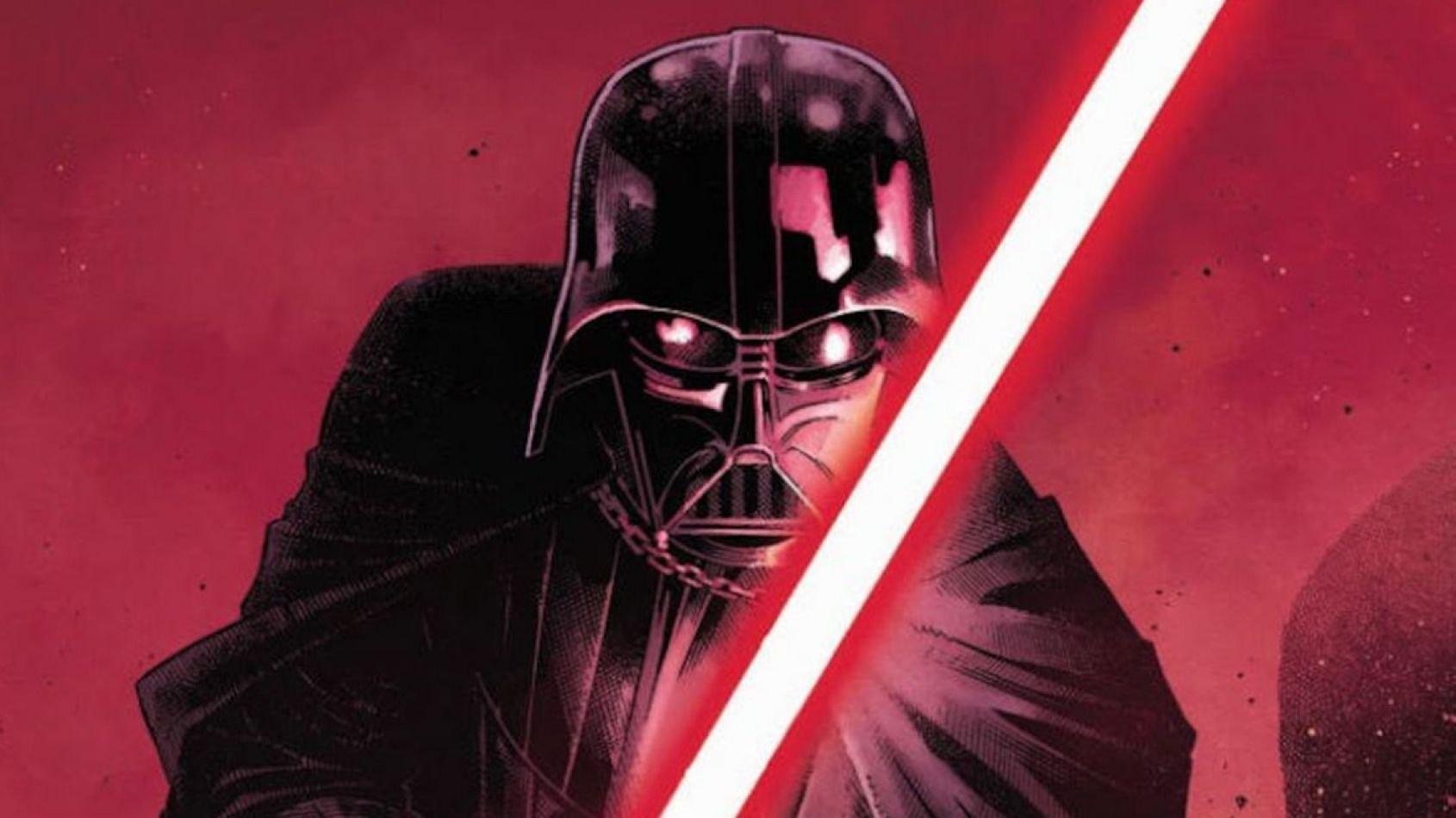 Nouvelle série de comics Marvel pour Dark Vador