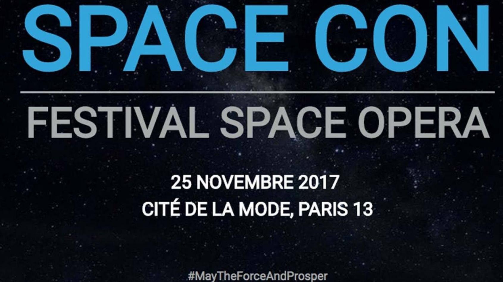 Annonce du Space Con