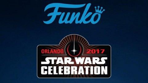 Des figurines exclusives Funko pour Star Wars Celebration