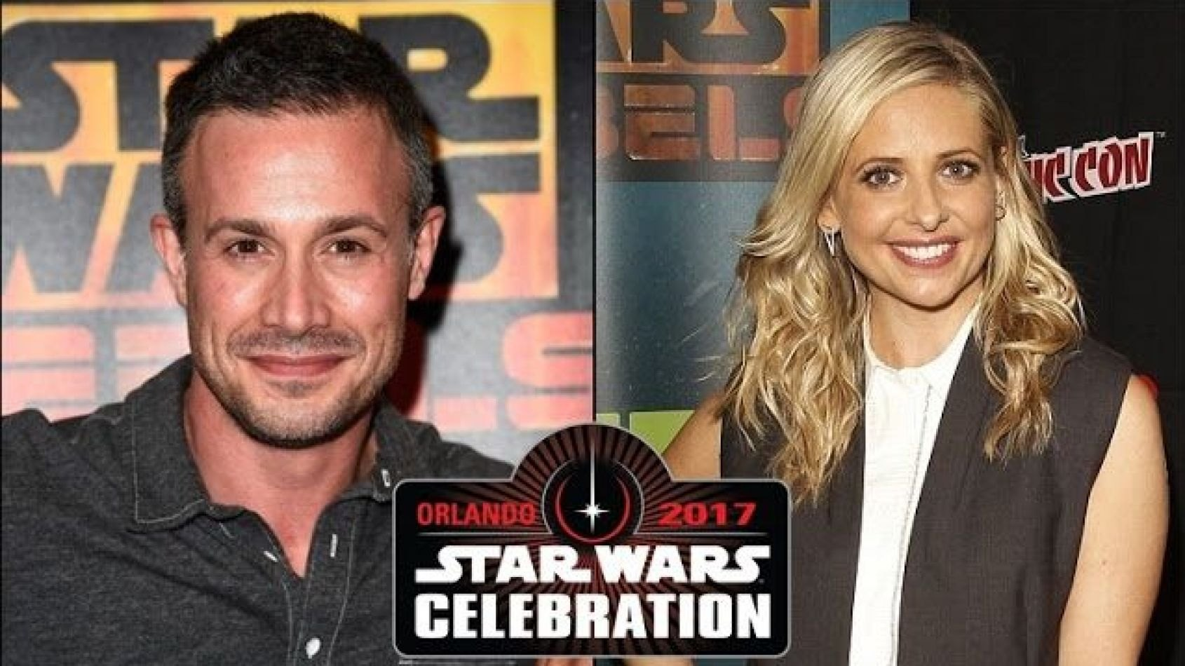 Sarah Michelle Gellar et Freddie Prinze Jr seront à Celebration