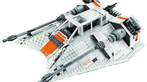 Le Snowspeeder UCS arrive chez Lego !