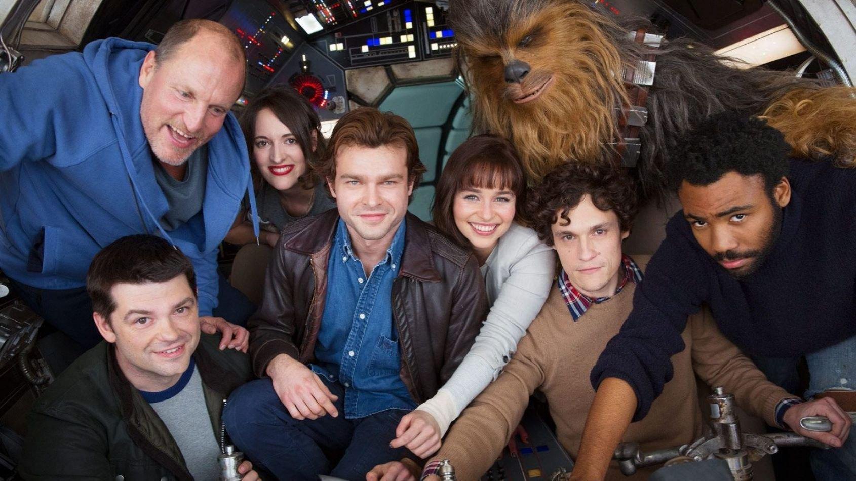 Woody Harrelson dévoile son personnage dans le spin off sur Han Solo