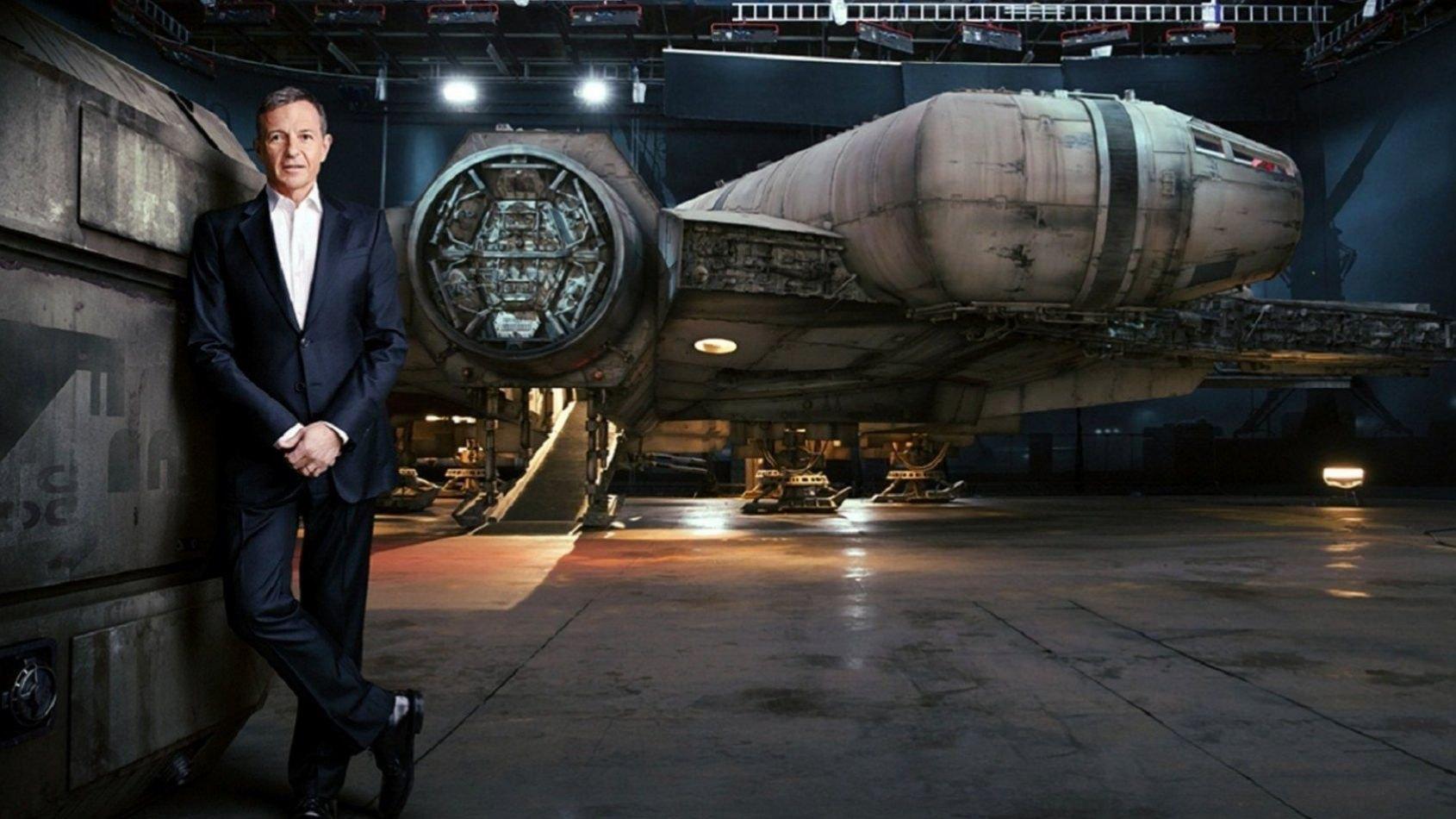 Bob Iger le PDG de Disney annonce encore 15 ans de films Star Wars !