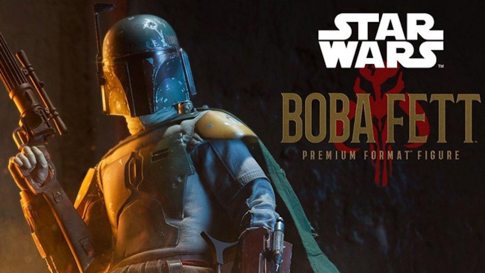 Sideshow: Boba Fett en Format Premium