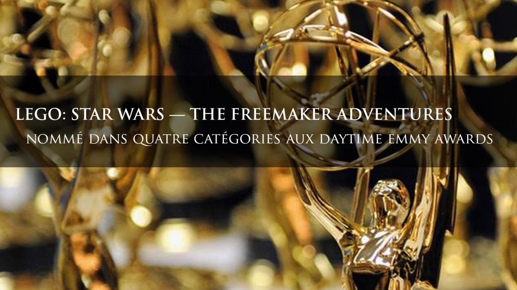 LEGO Star Wars: The Freemaker Adventures nommé aux Daytime Emmy Awards