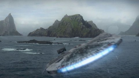 Un nouveau mystère sur Ahch-To dans Les Derniers Jedi !