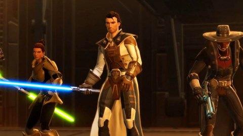 Star Wars: The Old Republic: La Guerre de Iokath