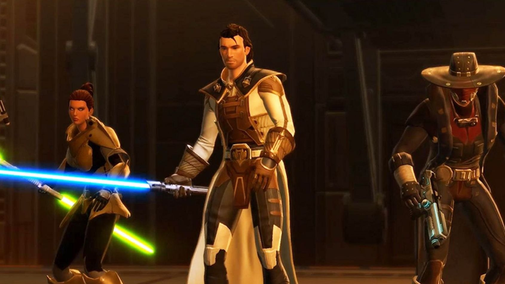 Star Wars: The Old Republic: La Guerre de Iokath