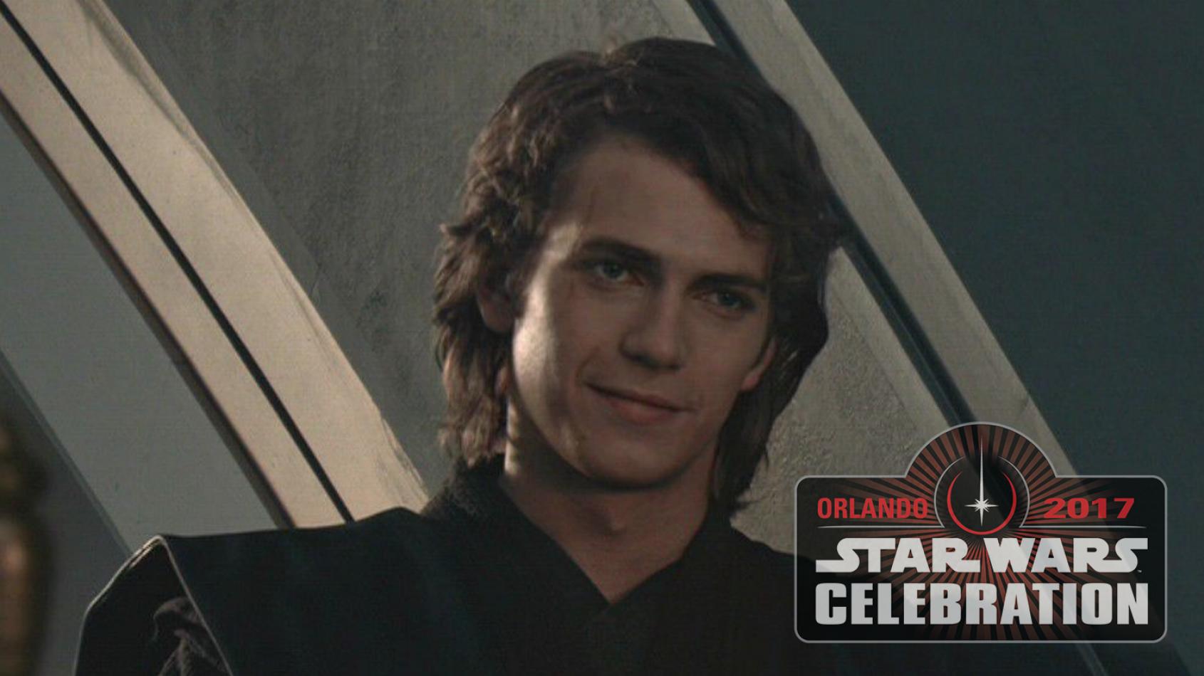 Hayden Christensen sera à la Star Wars Celebration