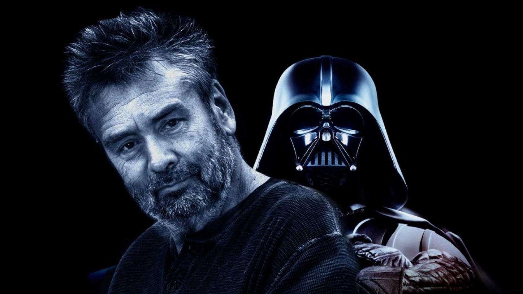 POISSON D'AVRIL  : Luc Besson pourrait réaliser un film Star Wars !