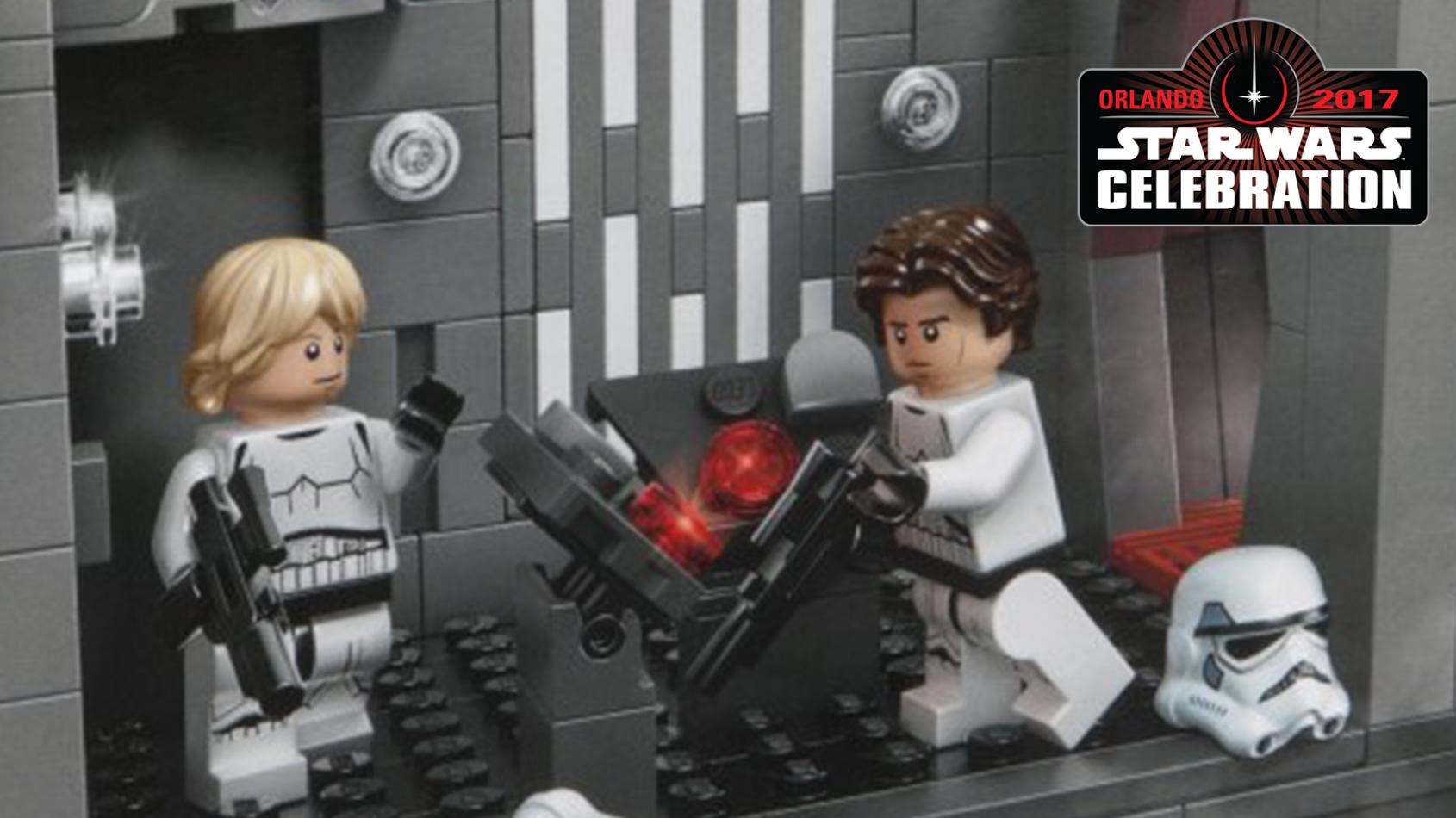 Loterie exclusive LEGO à la Star Wars Celebration !