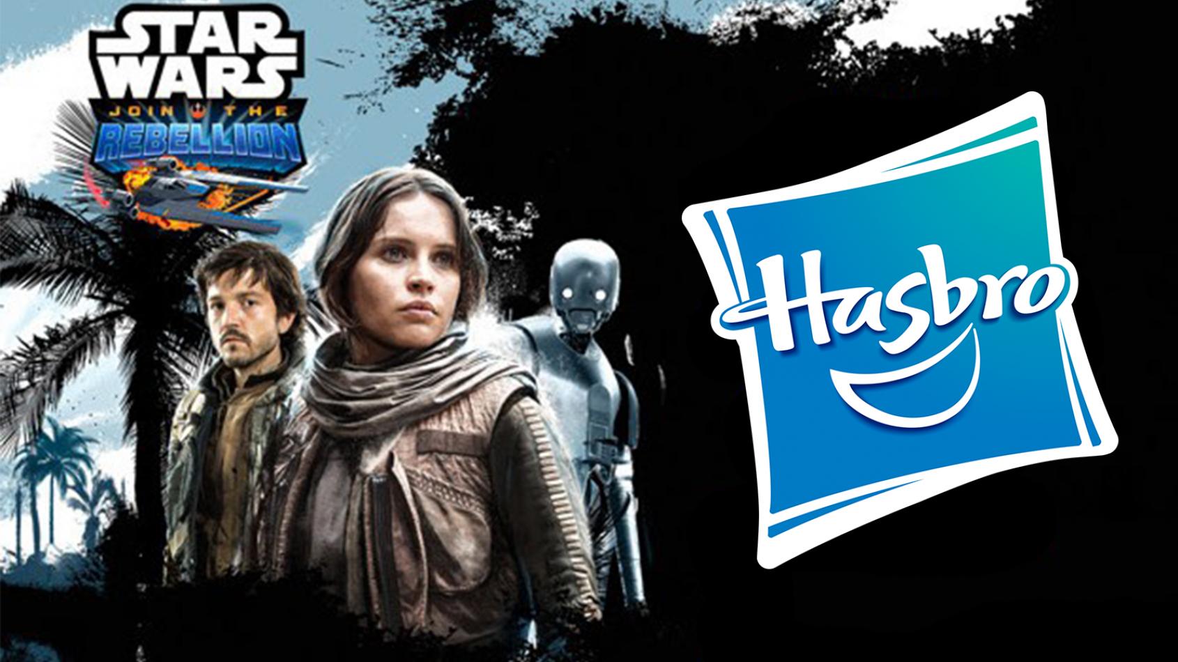 Code de réduction Hasbro pour les jouets et jeux Star Wars !