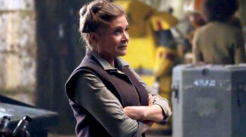 La Princesse Leia sera présente dans l'Episode IX !