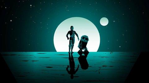 Un recueil de nouvelles pour les 40 ans de Star Wars