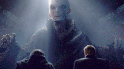 Des détails sur le look de Snoke et ses gardes dans Les Derniers Jedi