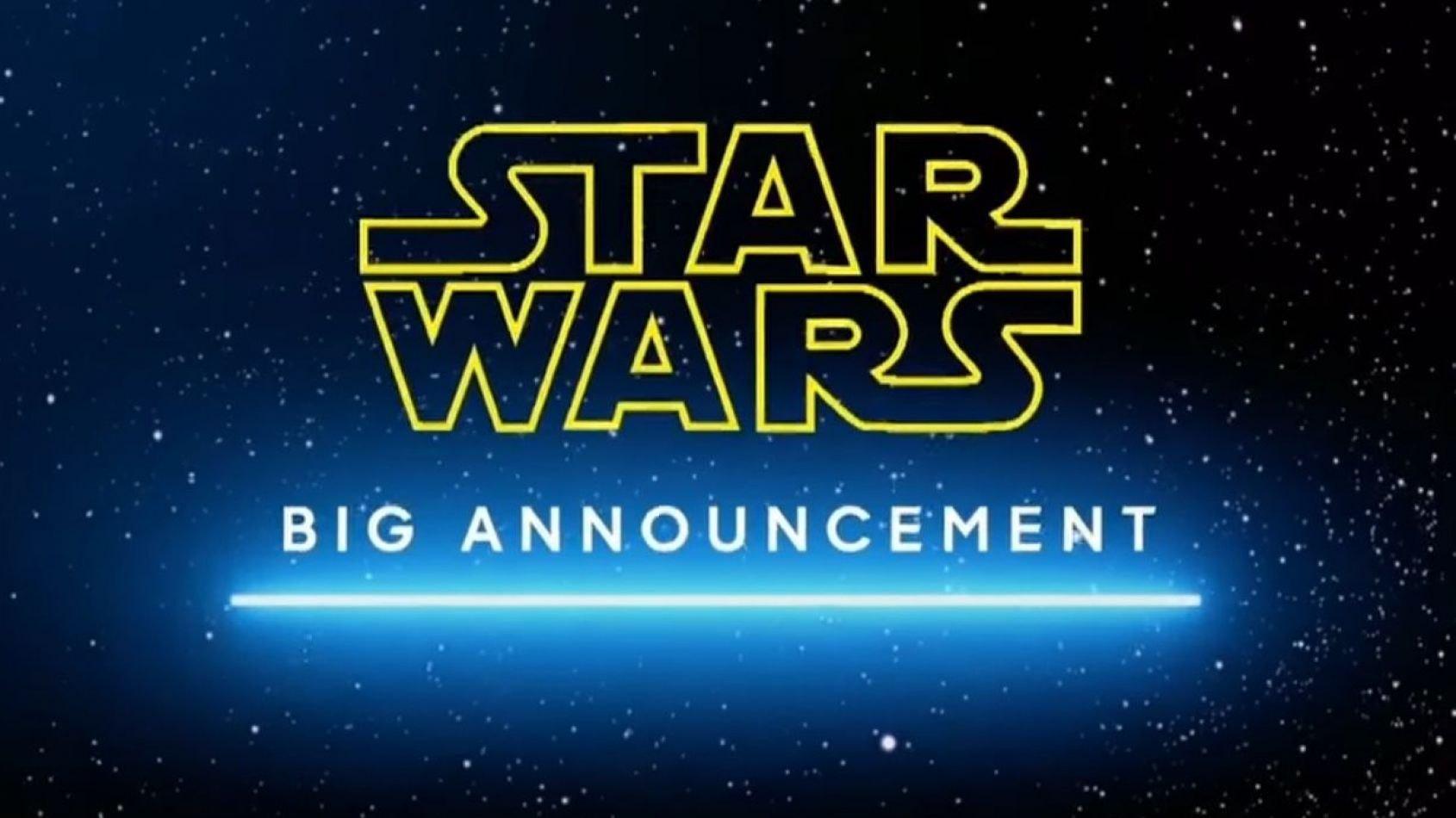 Grosse Annonce Surprise Demain pour les 40 ans de Star Wars !