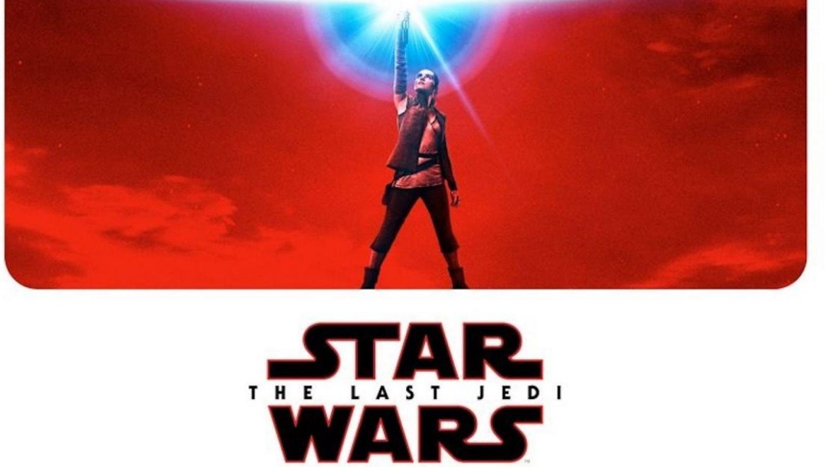 Celebration: un poster du teaser pour Les Derniers Jedi