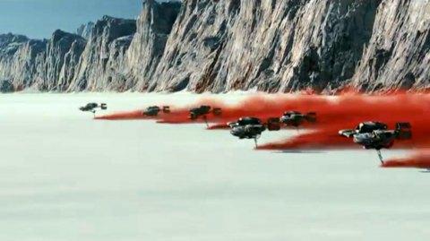 Celebration : Une nouvelle planète dans The Last Jedi