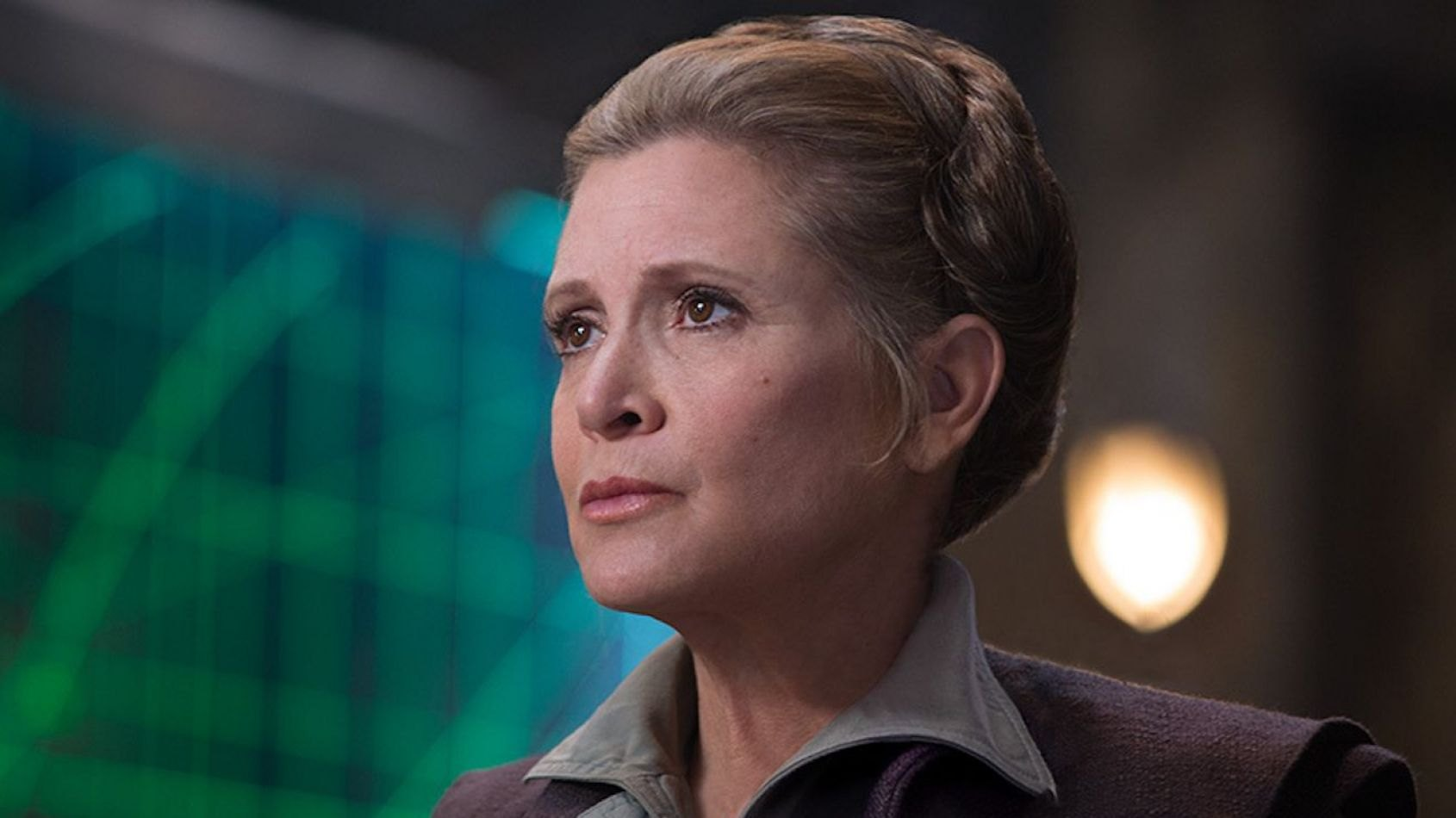 Celebration: Carrie Fisher ne sera pas dans l'épisode IX