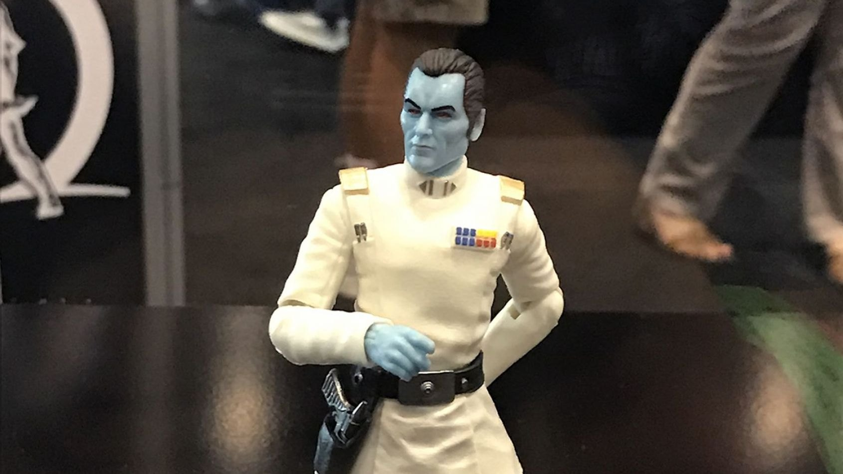 Celebration: Le Grand Amiral Thrawn par Hasbro