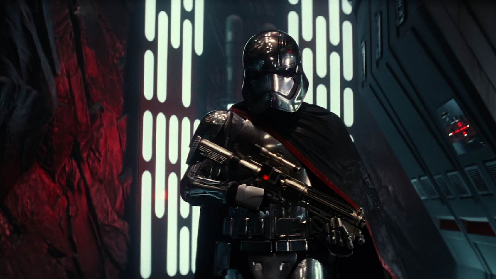 Celebration: un roman pour la Capitaine Phasma