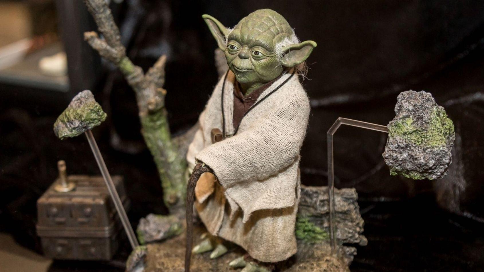 Celebration: les figurines Hot Toys présentées à la convention.