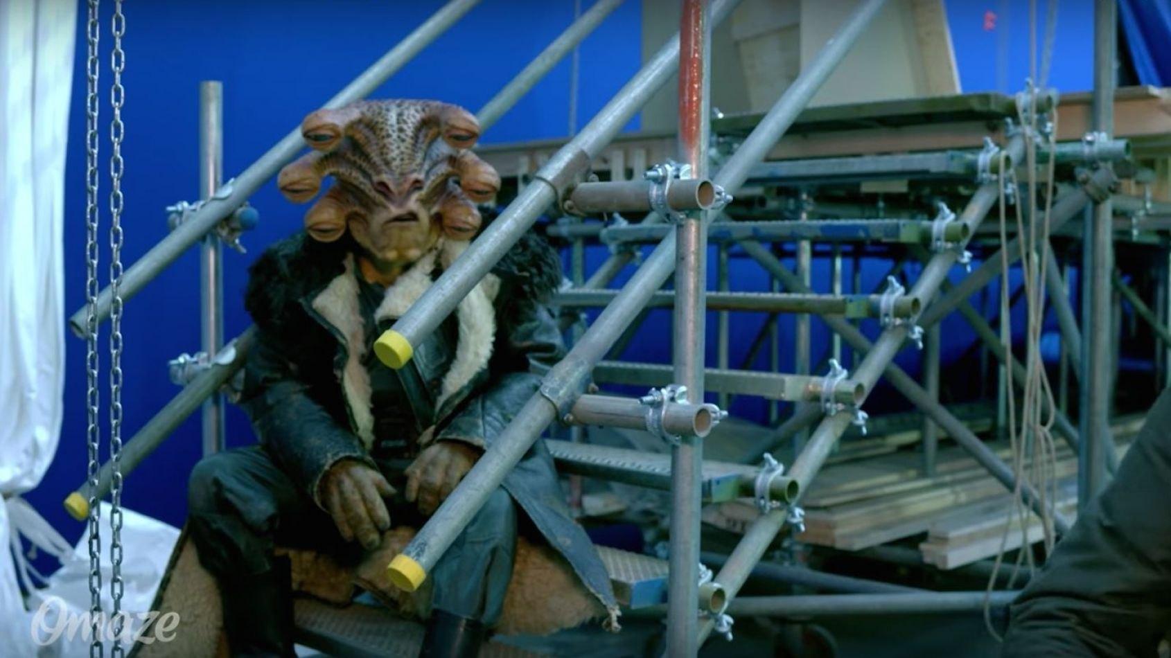 Un nouvel alien du spin off sur Han Solo a été dévoilé !