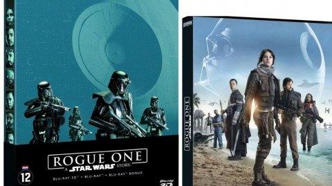 Sortie DVD et Blu-ray de Rogue One en France !