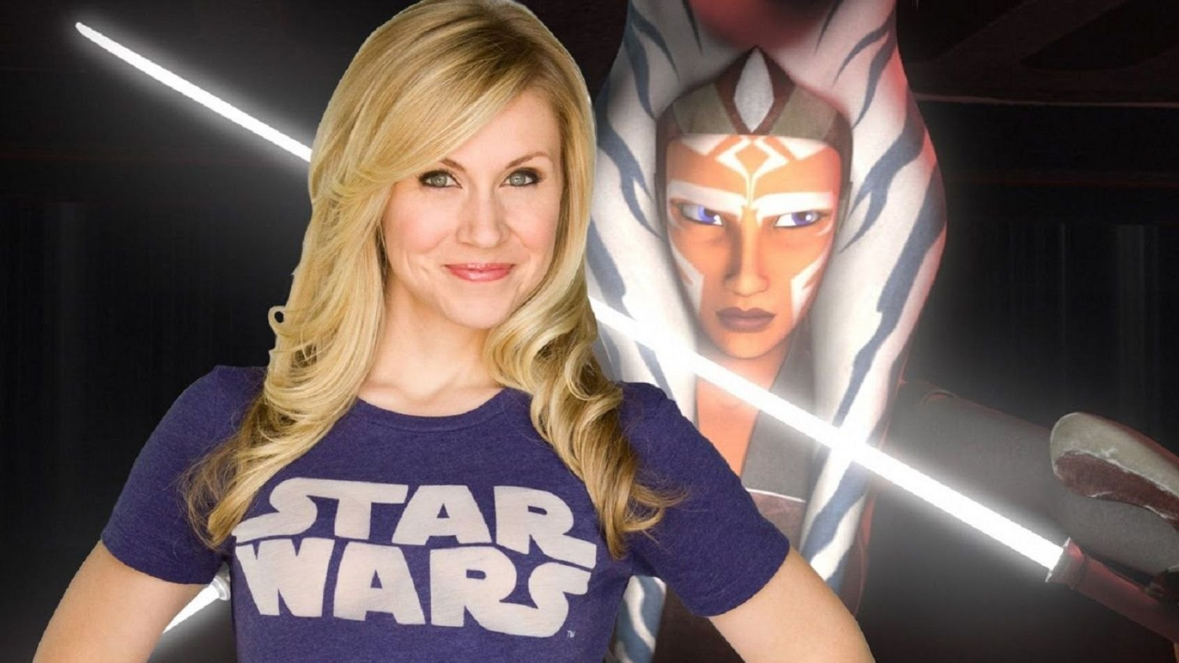 Ashley Eckstein parle d'Ahsoka