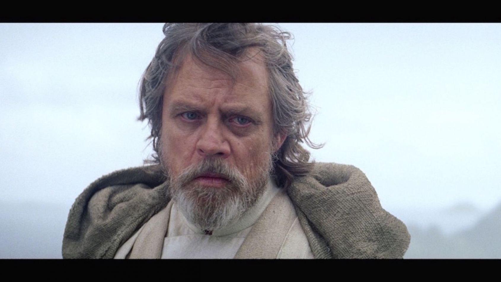 Episode VIII: un mystérieux collier pour Luke Skywalker?