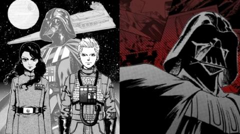 Le roman Etoiles Perdues adapté en manga