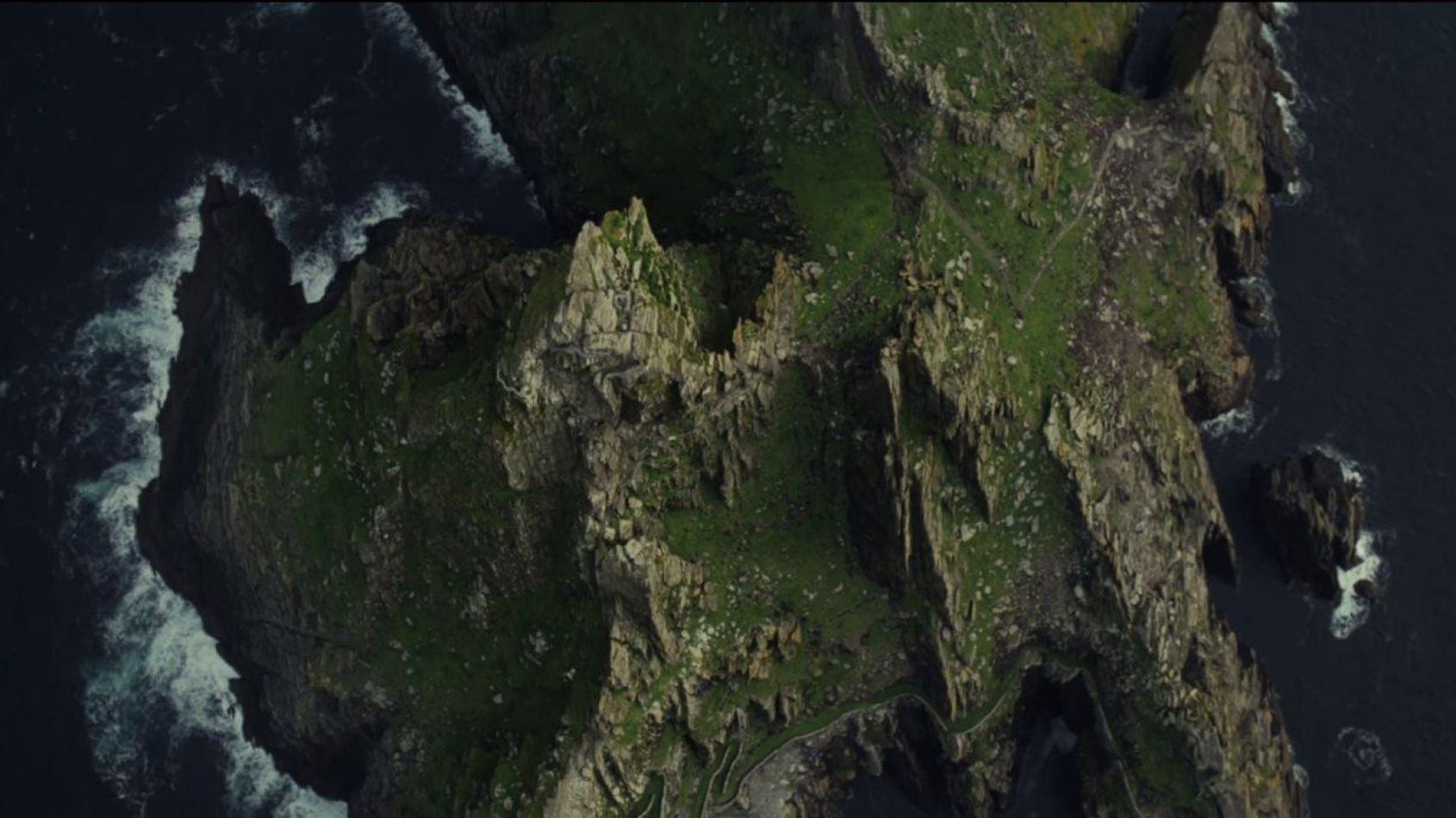 Les Derniers Jedi : D'étranges créatures sur Ahch-To ?