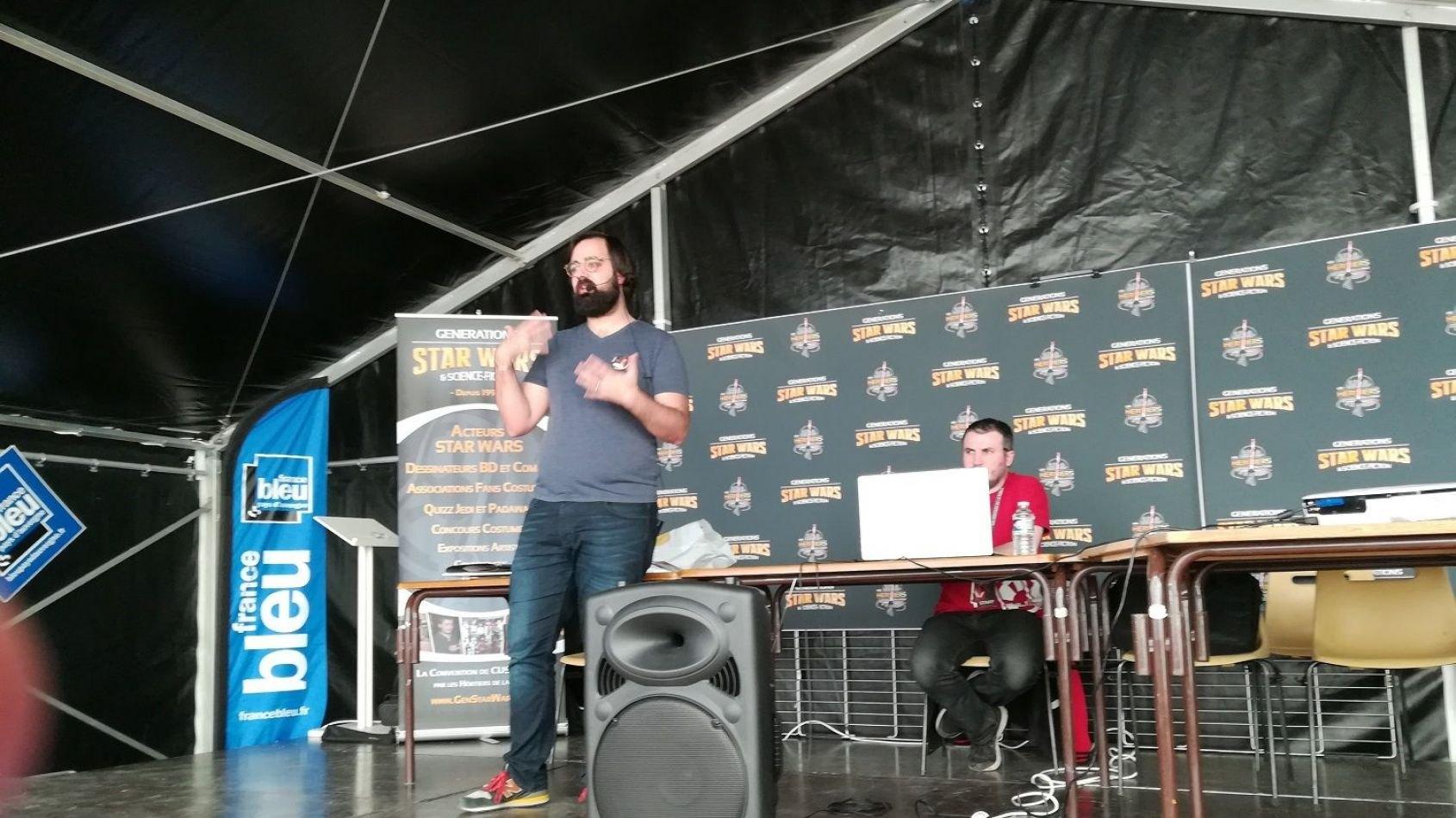 Panini : le programme 2017 annoncé à Cusset