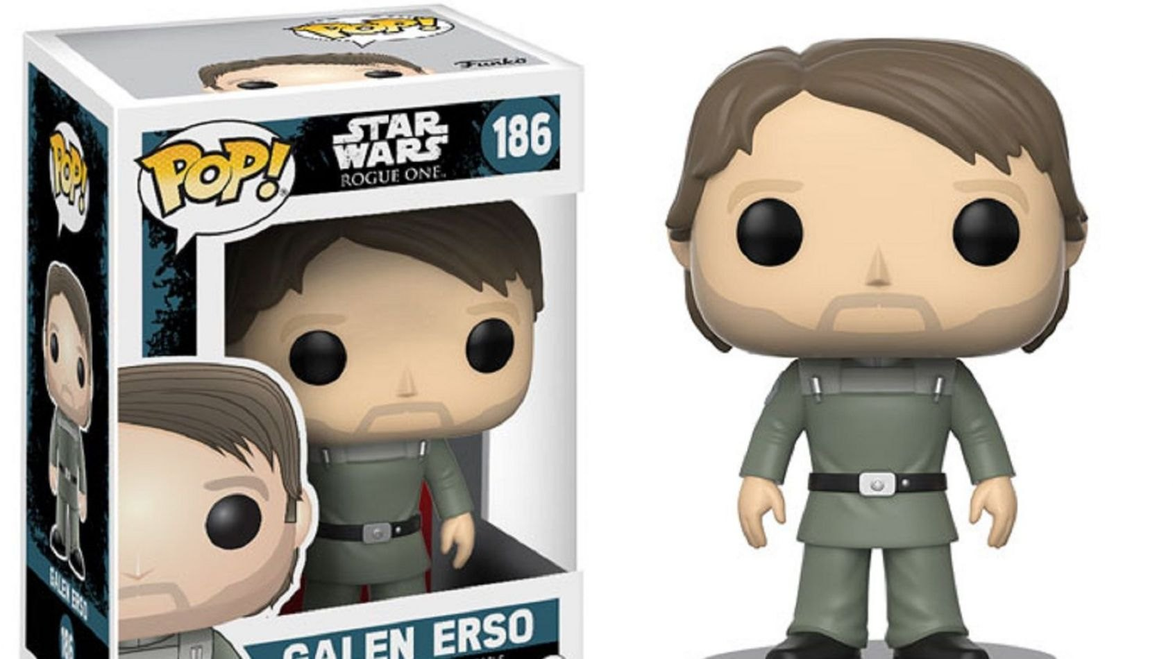 Funko annonce 4 nouvelles figurines Pop! Rogue One