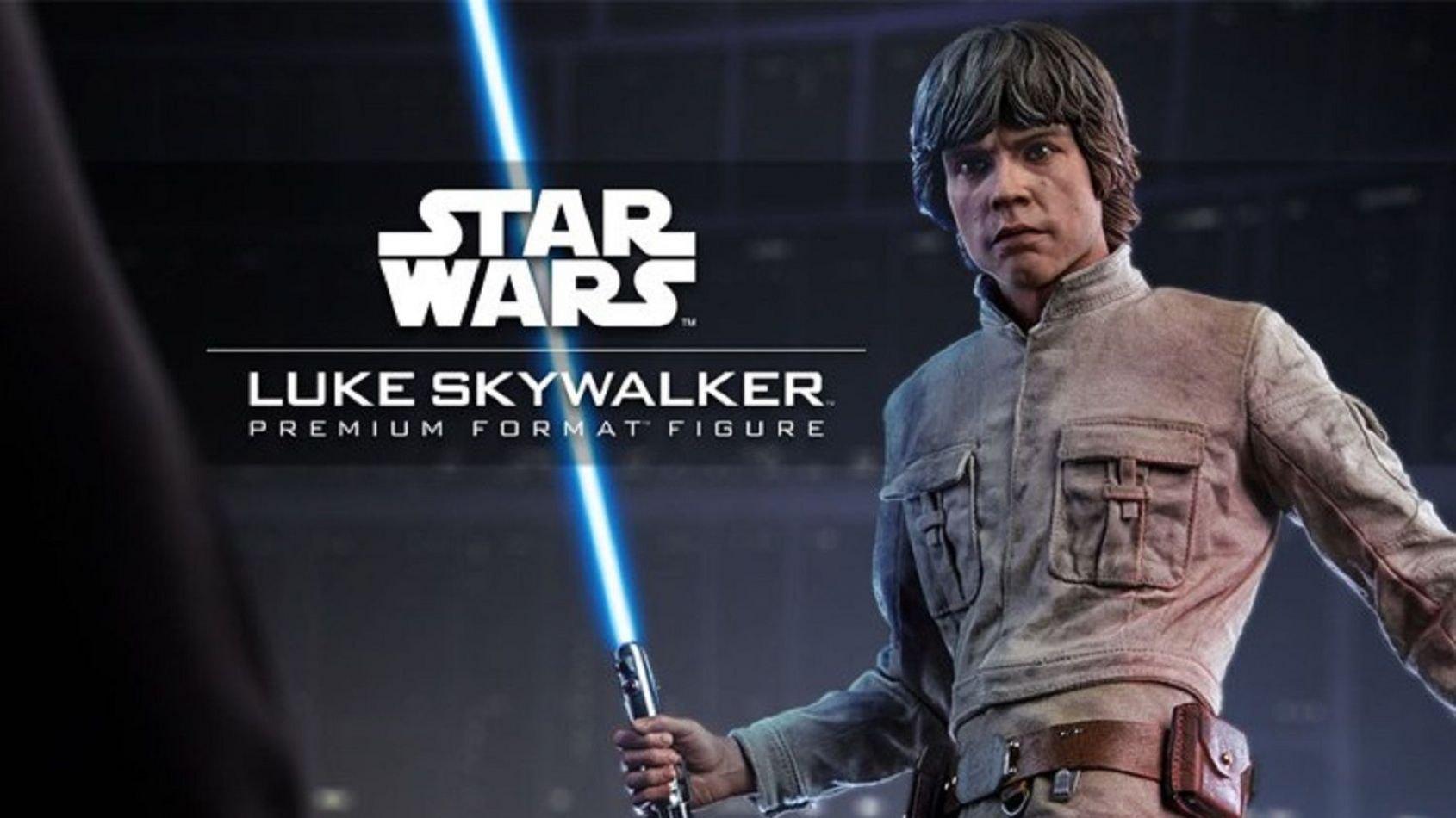 Sideshow présente Luke Skywalker (Version Bespin) en Format Premium !