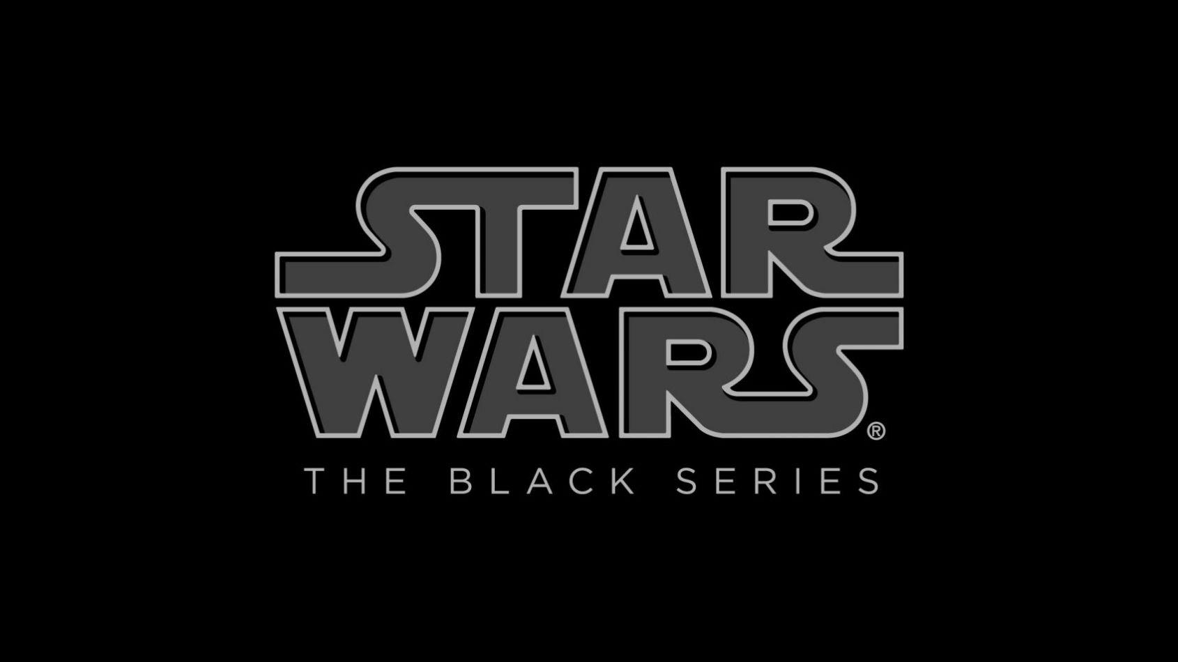 Black Series: de nouvelles figurines pour le Force Friday