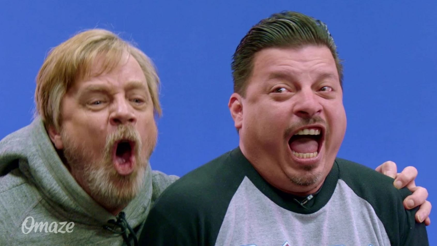 Mark Hamill surprend (encore) des fans de Star Wars !
