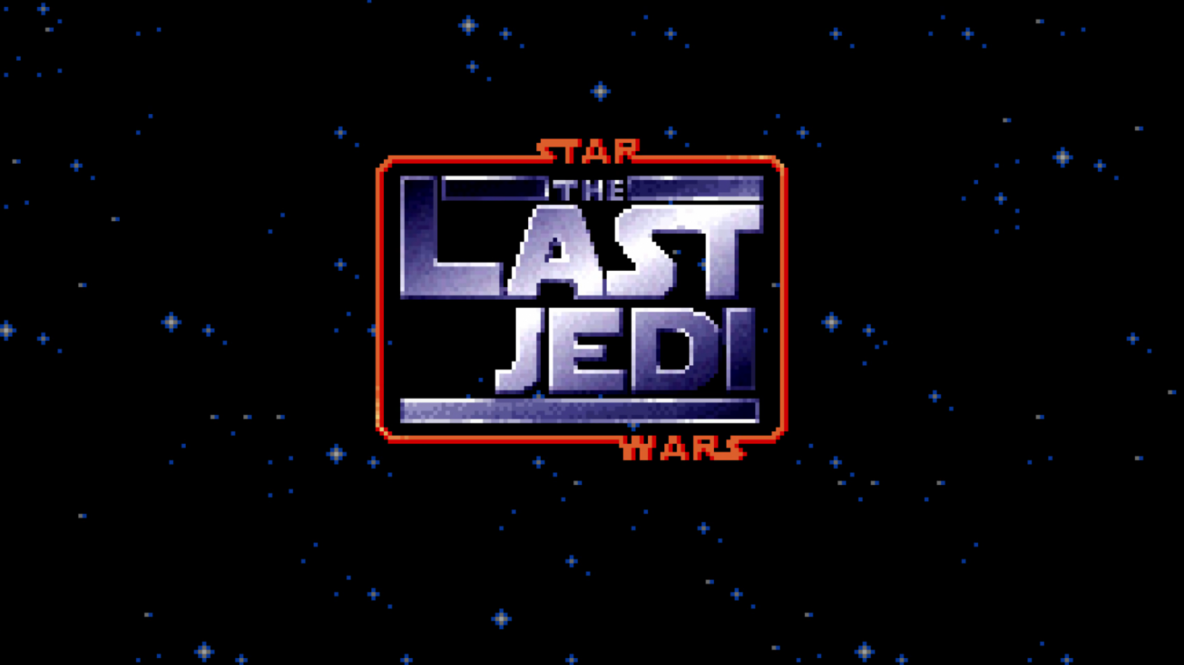 Rian Johnson fan de la version 8-Bits des Derniers Jedi