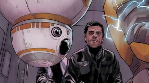 Review : Poe Dameron 2 chez Panini