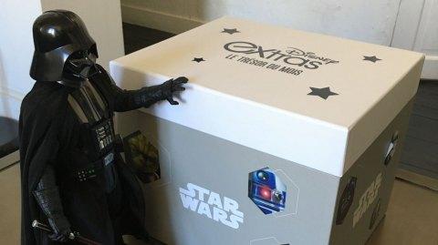 Découvrez Disney Extras et ses surprises Star Wars