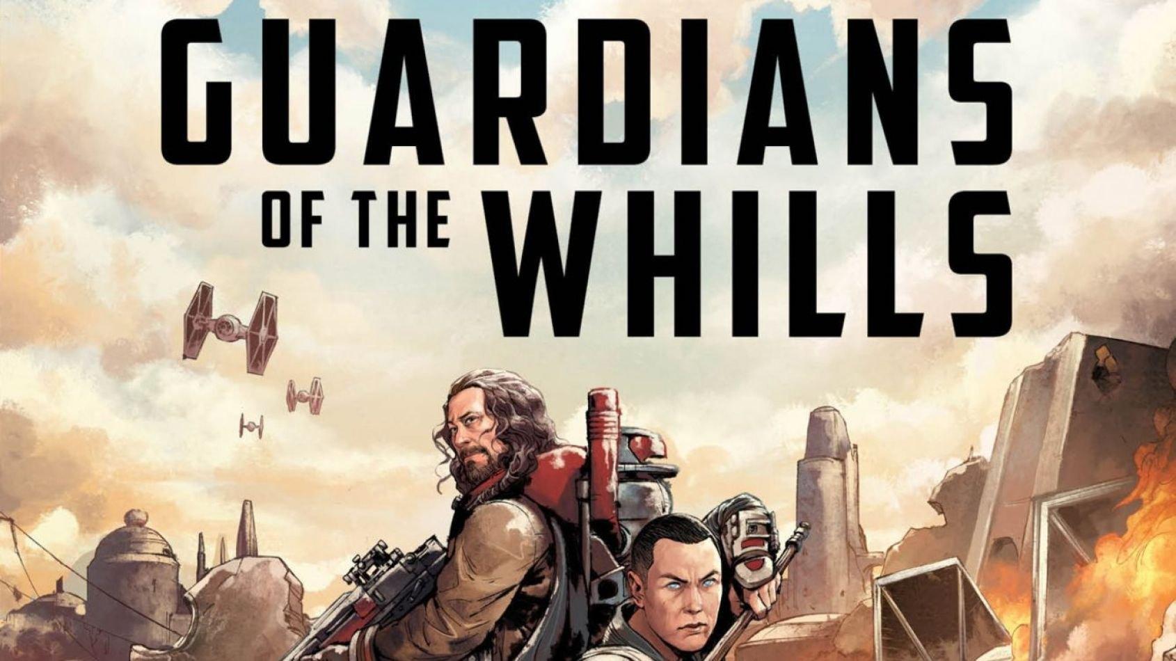 Retrouvez Baze  et Chirrut dans la nouvelle Les gardiens des Whills !