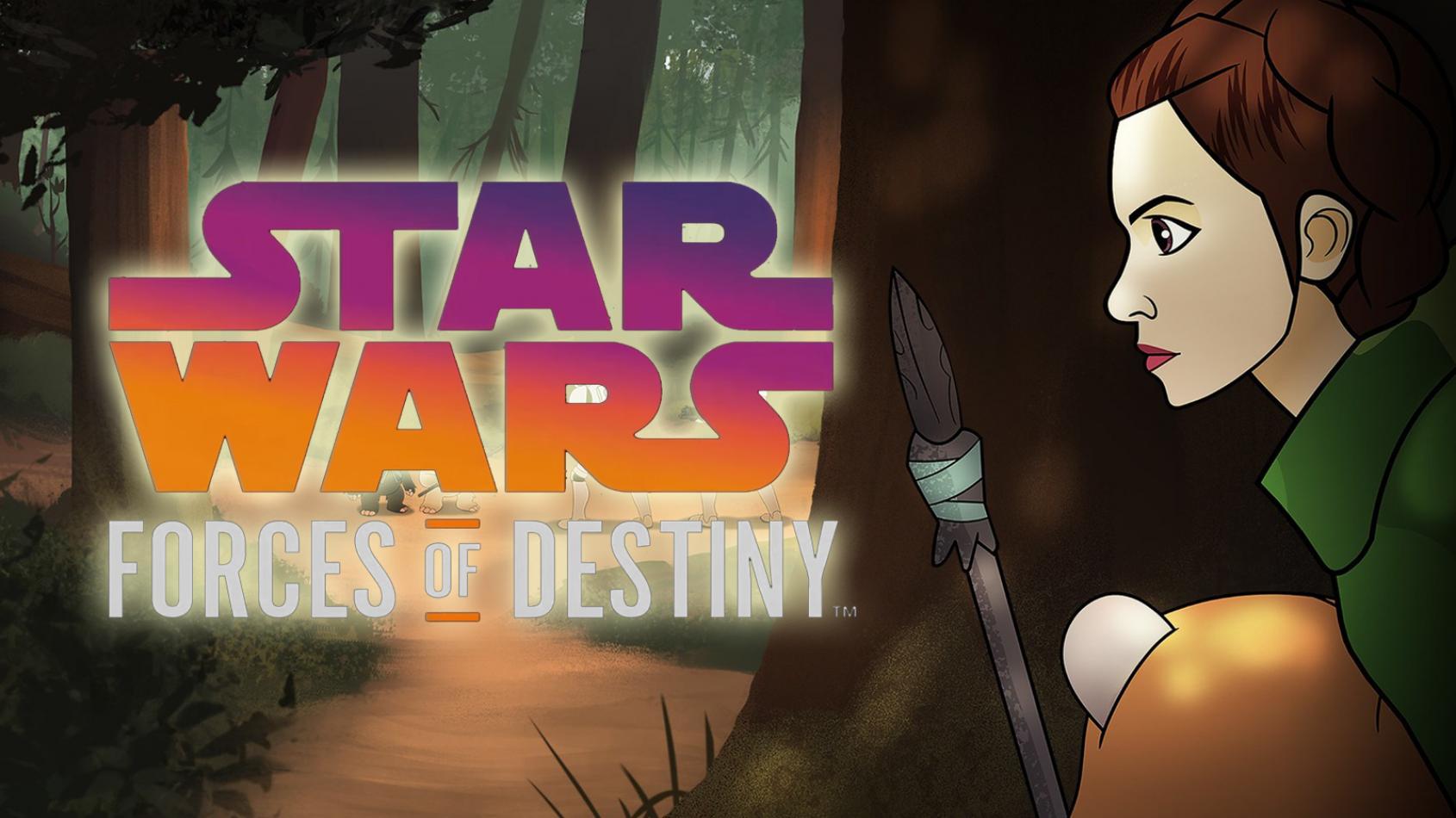 Détails sur le développement de Forces of Destiny !