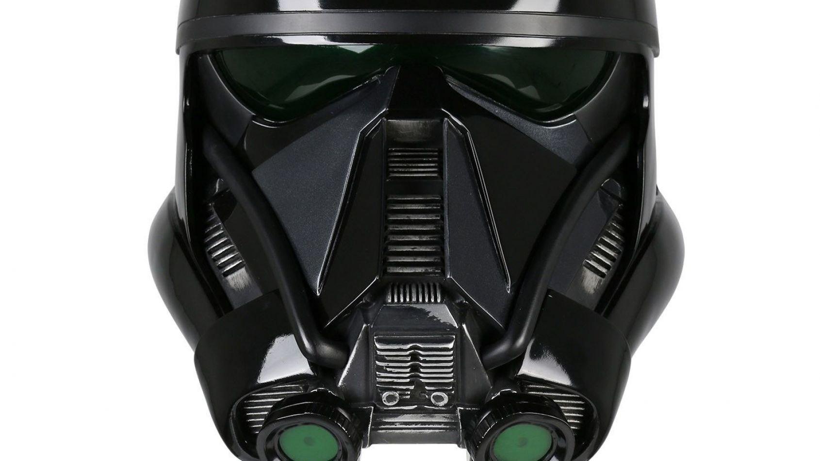 ANOVOS: Le casque de Death Trooper de Rogue One disponible