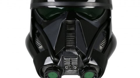 ANOVOS: Le casque de Death Trooper de Rogue One disponible