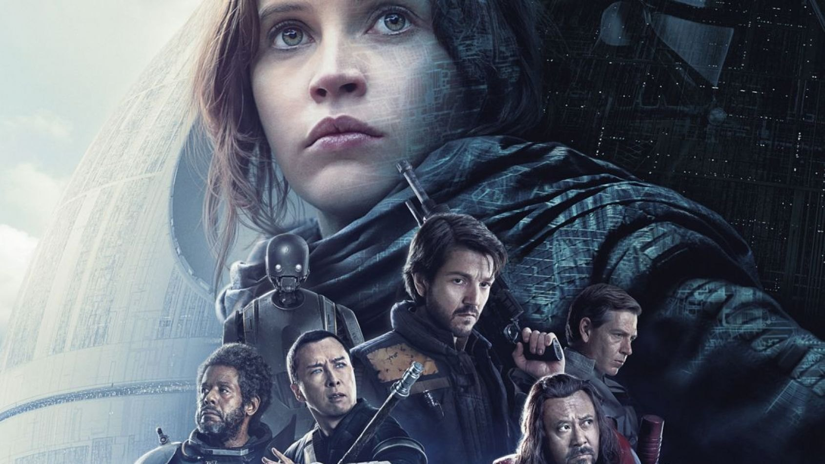 Review : Rogue One A Star Wars Story par Alexander Freed