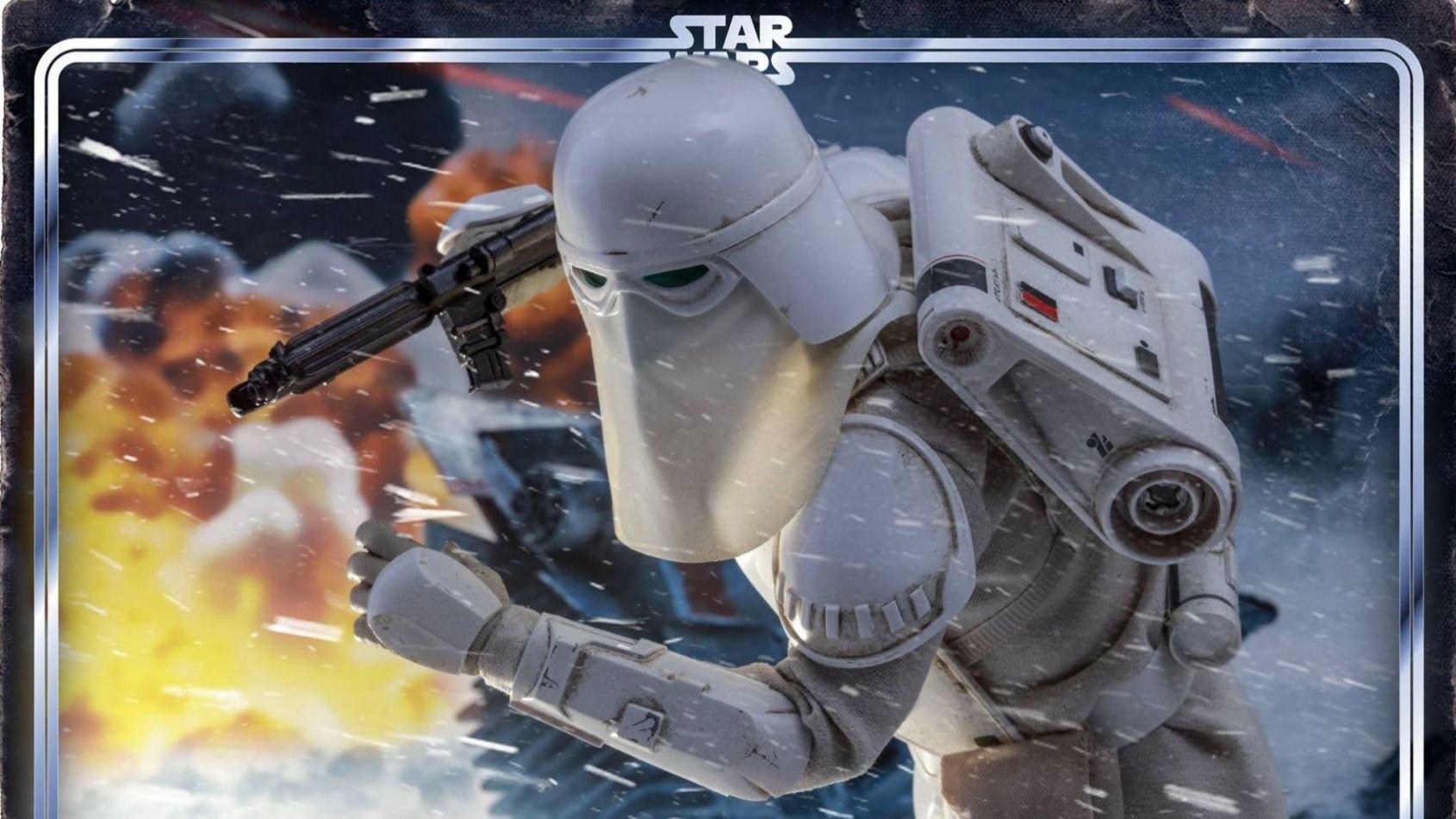 Les Snowtroopers débarquent chez Hot Toys !