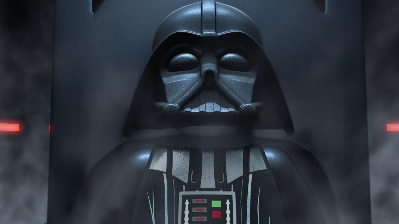 Nouveau set pour la naissance de Dark Vador en Lego !