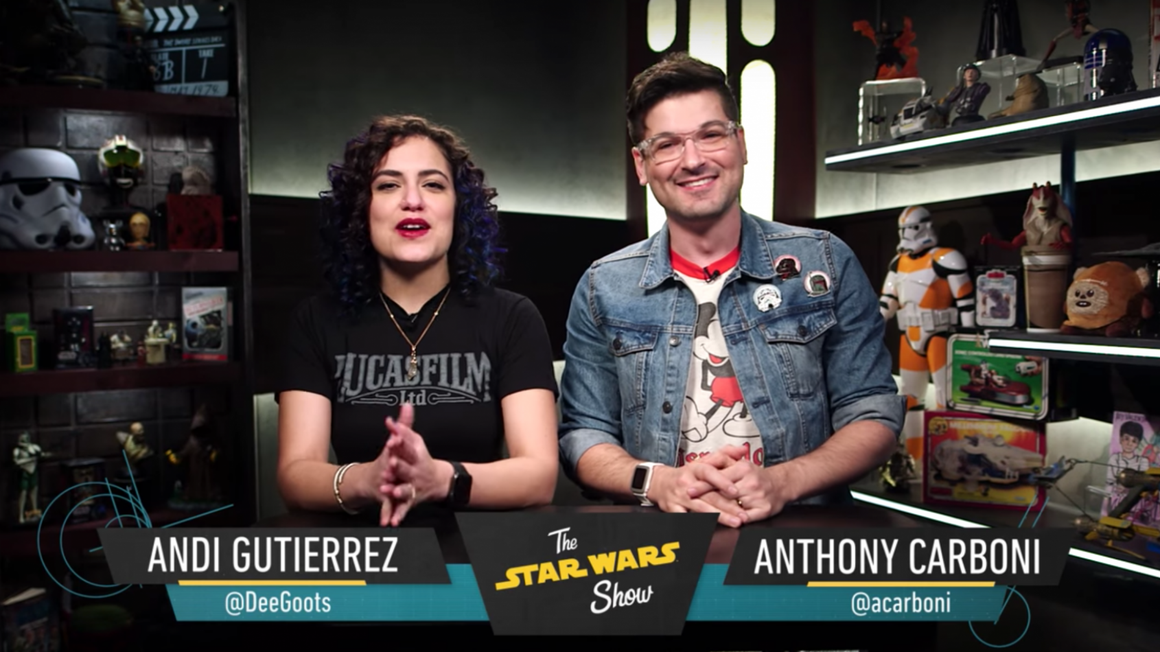 The Star Wars Show! Interview de Timothy Zahn