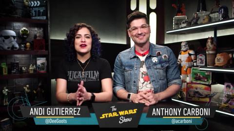 The Star Wars Show! Interview de Timothy Zahn